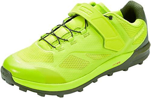 Mavic XA Elite II Chaussures Hommes Vert Citron/Duffel/Duffel 2019 Chaussures de Vélo - Vert - Sac de sport vert citron, 42 1/3 EU