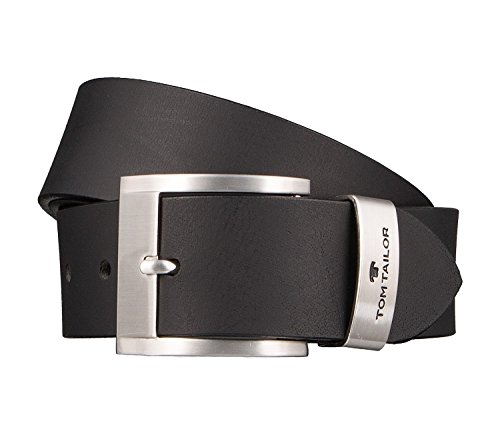 Tom Tailor Herren Ledergürtel MEN NOS BELT, 0790, 105 cm