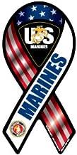 USMC Marines Mini Ribbon Magnet #2