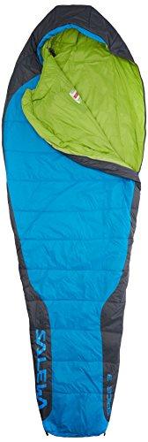 SALEWA Erwachsene SPICE +3 Schlafsack, blau, Unisex
