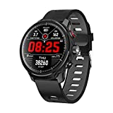 Qimaoo Montre Connectée Smartwatch Femmes Homme montre sport cardio IP68 Smart Watch...