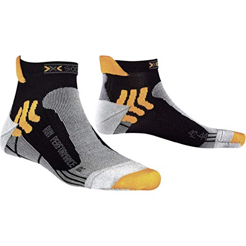 "X-Socks ""Run Performance Herrensocken schwarz schwarz 42-44"