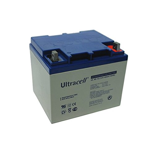 Ultracell - Batterie au plomb UL recyclable12V 40Ah