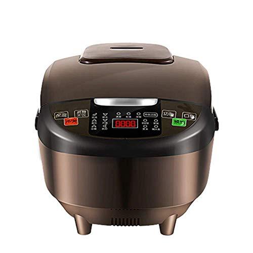 Xiaoyue Smart-Multifunktions-entzuckert Reiskocher mit Smart Termine, for Fette Leute und diabetischen, 3L lalay