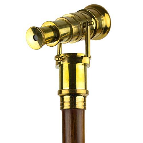 Nauticalia wandelstok met telescoop N applicable
