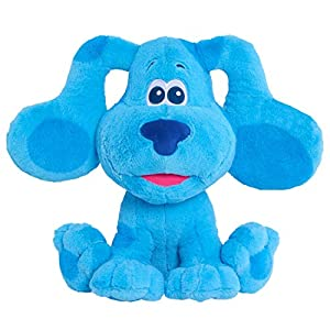 Blue's Clues & You! Big Hugs Blue, 16-inch Plush - 414YvF0nCKL - Blue's Clues & You! Big Hugs Blue, 16-inch Plush