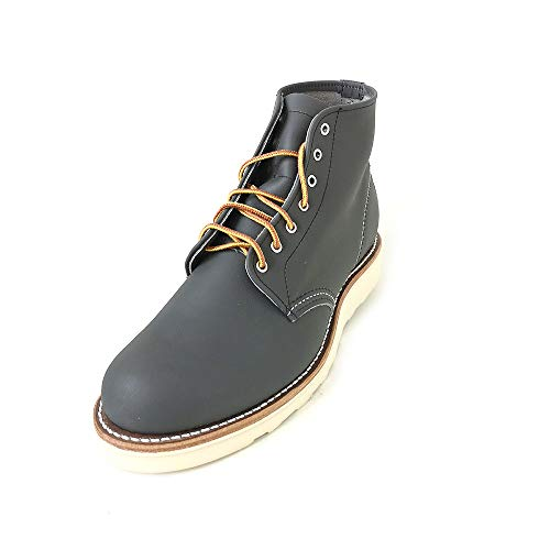 Red Wing 6 Inch Round Botines/Low Boots Mujeres Azul Botas De Caña Baja Shoes
