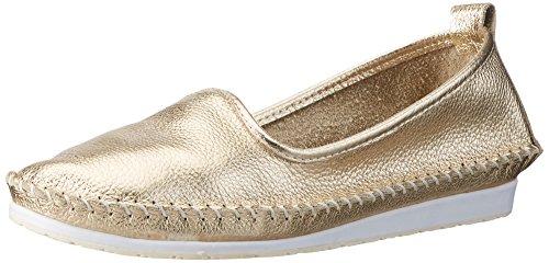 Andrea Conti Damen 0022701 Slipper, Gold (gold 095), 38