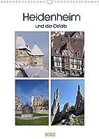 Heidenheim und die Ostalb (Wandkalender 2022 DIN A3 hoch): Ein facettenreiches Landschaftsportrait (Monatskalender, 14 Seiten )