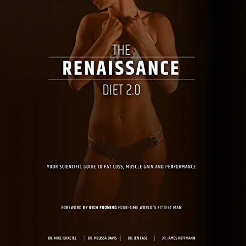 The Renaissance Diet 2.0 audiobook cover art