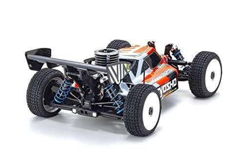 京商『1/8スケールラジオコントロール21エンジン4WDレーシングバギーレディセットインファーノMP9TKI4V2(33021)』