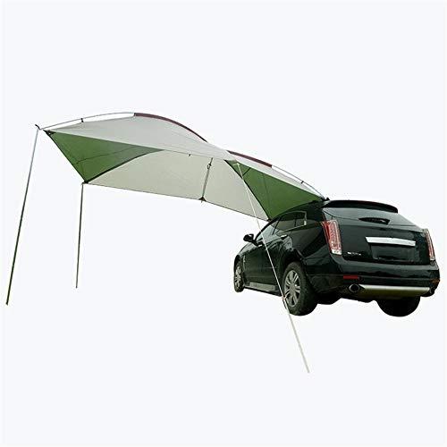 L.J.JZDY Tent Tent Car-Tent Roof Top Camping Car-Tent Rainproof Windproof Anti UV 4-5 Person