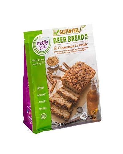 Beer Bread: Gluten-Free Cinnamon Crumble Beer Bread Mix