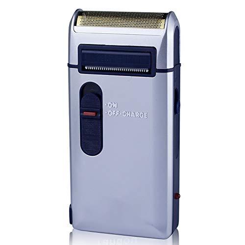 LXJ-KLD La maquinilla de Afeitar eléctrica de Afeitar Recargable de vaivén Segunda generación de Metal Cabeza Anciano maquinilla de Afeitar eléctrica a Prueba de Agua Multifuncional