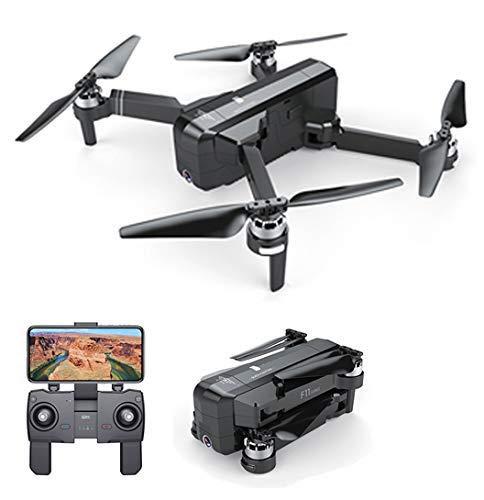 Drone Brushless 5G WiFi FPV GPS con Fotocamera 1080P 120 ° grandangolo Follow Me RC Quadcopter