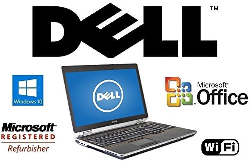 Custom E6520 Laptop PC - Super Fast Intel Core i5 2.5GHz / 12GB RAM / New 256GB Solid State Drive SSD - Windows 10 Pro + MS Office Preinstalled - WiFi - DVD/RW