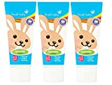 Brush-Baby Apfelminz-Zahnpasta für Babys & Kleinkinder