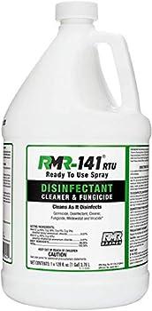 RMR-141 Disinfectant and Cleaner Kills 99% of Household Bacteria and Viruses Fungicide Kills Mold & Mildew EPA Registered 1 Gallon Bottle
