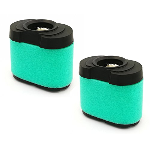 Extended Life Series 2 Pack of Air Filter for Briggs & Stratton 792105 276890 4163205 4163206 44H777