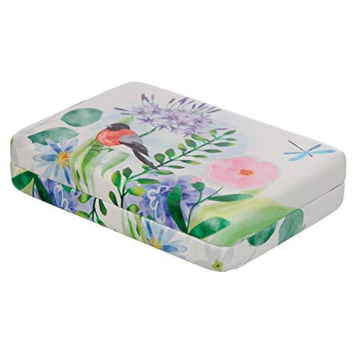 HoitoDeals - Caja de joyería para jardín botánico, 1 pieza