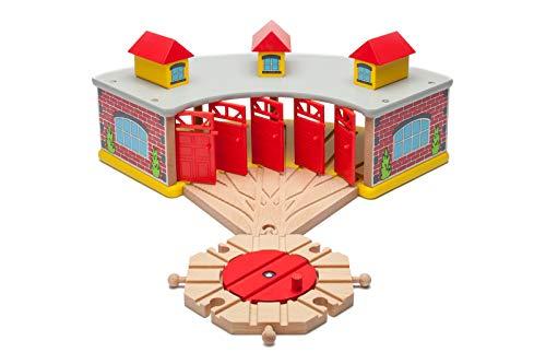 Maxim Enterprise Inc Roundhouse Turntable Combo