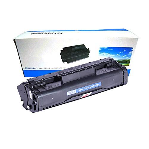 Reemplazo de cartucho de tóner compatible C3906F Adecuado para HP Laserjet 06F / 5L / 6L / 6PSE / XL 3100/3150, Easy Plus Powder 2500 páginas Muy económico (negro)