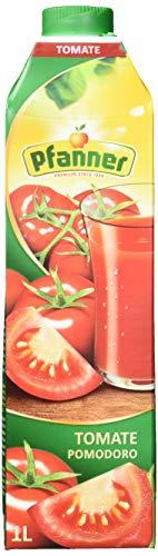 Pfanner Tomatensaft , 8er Pack (8 x 1 L)