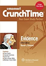 Crunchtime: Evidence, Fifth Edition