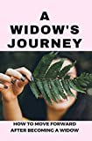 A Widow's Journey: How To Move Forward After Becoming A Widow: Coach Black Widow Purse