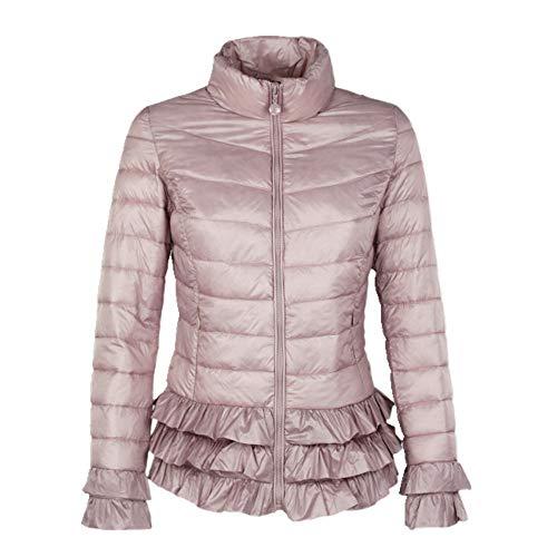 N\P Las Mujeres De Invierno Chaqueta Abrigo Casual Collar Chaquetas Mujer Abrigos Slim Fit Señora Outwear