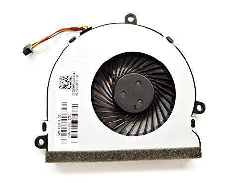Ventilador de refrigeración para HP Pavilion 15-AC 15-AF 250 G4 Series CPU 4PIN 813946-001