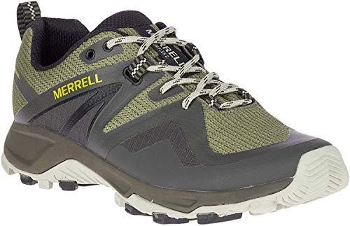 Merrell mens Mqm Flex 2 Gore-tex? Hiking Shoe, Lichen, 7.5 US