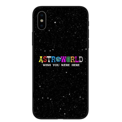 Get For Jersey 33011998428 Inspired by travis scott Phone Case Compatible With Iphone 7 XR 6s Plus 6 X 8 9 Cases XS Max Clear Iphones Cases TPU Women For
