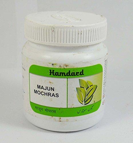 By Hamdard Hamdard Majun Mochras Herbal For Strengthens Uterus & Leucorrhoea Remedy 125gm