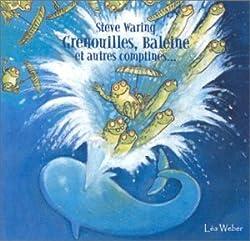 Coffret 2 CD : Grenouilles, Baleine et autres comptines