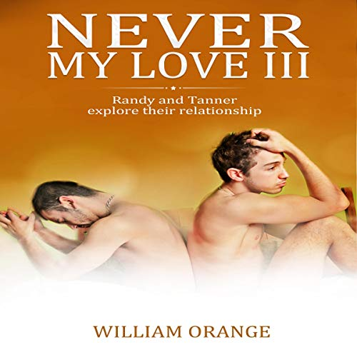 Never My Love III audiobook cover art