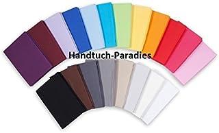 Optidream Drap-housse pour lit à sommier tapissier 180 x 200-200 x 200 cm en jersey de coton (Argent)