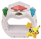 Pokemon 7 Figura De Acción De Cristal Modelo Sol Luna Juego Enlace 4D Somatosensorial Z Pulsera Z Niños Juguetes