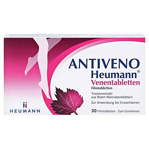 ANTIVENO Heumann Venentabletten 360 mg Filmtabl. 30 St
