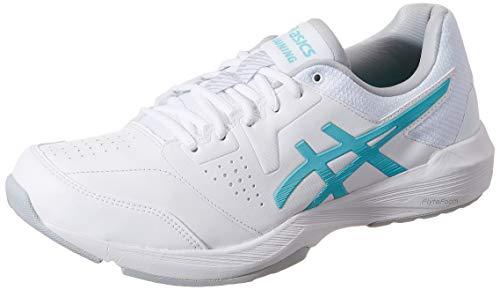 ASICS Women Gel-Quest Ff Le White/Ice Mint Multisport Training Shoes-4 UK (1032A022.101)