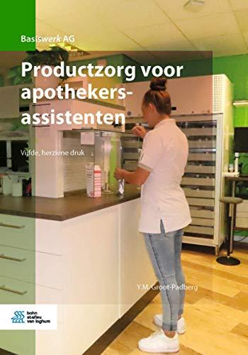 Productzorg voor apothekersassistenten (Basiswerk AG)