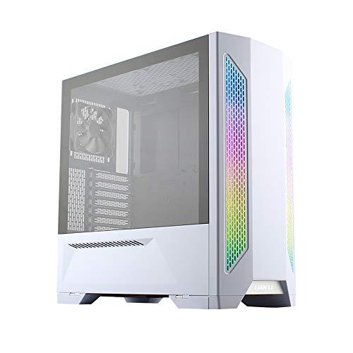 LIAN LI LANCOOL 2 WHITE Tempered Glass ATX Case -White Color -LANCOOL II -W
