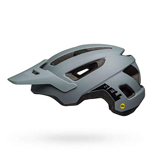 Bell Nomad MIPS Adult Mountain Bike Helmet - Matte Gray/Black (2021), Universal Adult (53-60 cm)