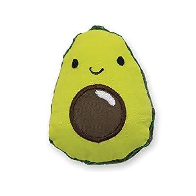 Petstages Lil' Avocato Catnip and Dental Mesh Avocado Cat Toy