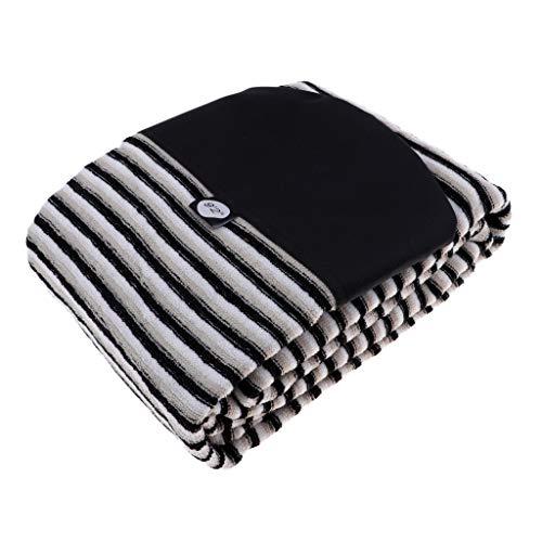 perfeclan Surfboard Sock Cover Leichte Schutztasche Für Dein Surfboard Shortboard Longboard, Wähle Die Größe - 10,6 ft
