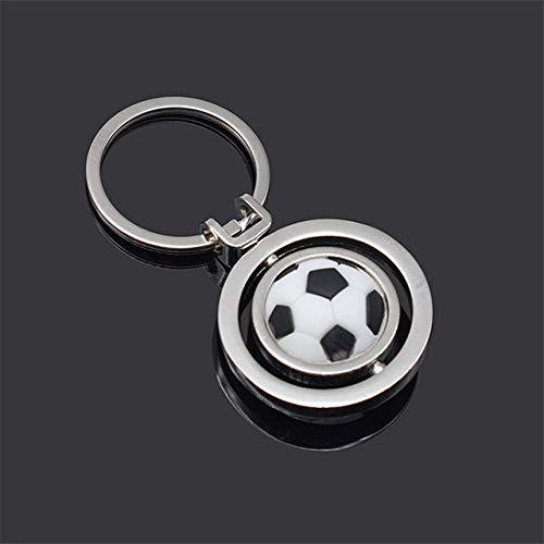 VYZSD 1 Stks Mode Mini Voetbal World Cup Sleutelhanger Trofee Sleutelhanger Kampioen Beker Trofee Voetbal WK Metalen Sleutelhanger Gift