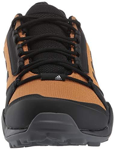 adidas outdoor Men's Terrex AX3 Hiking Boot, Mesa/Black/Black, 13 M US