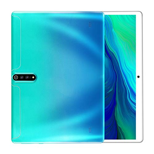 ACXZ Tableta Android, Tablets-PC 3G WiFi desbloqueada, con Ranura para Tarjeta SIM Dual, Bluetooth, GPS, 1GB RAM + 16GB ROM Procesador Octa-Core, Pantalla táctil HD de 10 Pulgadas