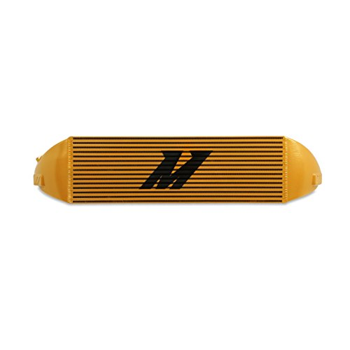 Mishimoto MMINT-FOST-13GD Performance Intercooler Compatible With Ford Focus ST 2013+ Gold