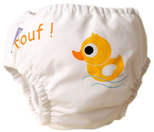 Pa/ñal para Nadar con barreras Anti Fugas Vahin/é Rosa Piwapee